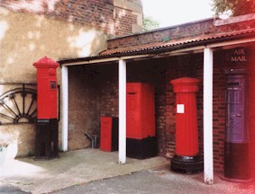 bruce_castle_postbox_collection.jpg (22628 bytes)