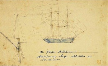 john_williams_missionary_ship_sketch_melbourne1866.jpg (21767 bytes)
