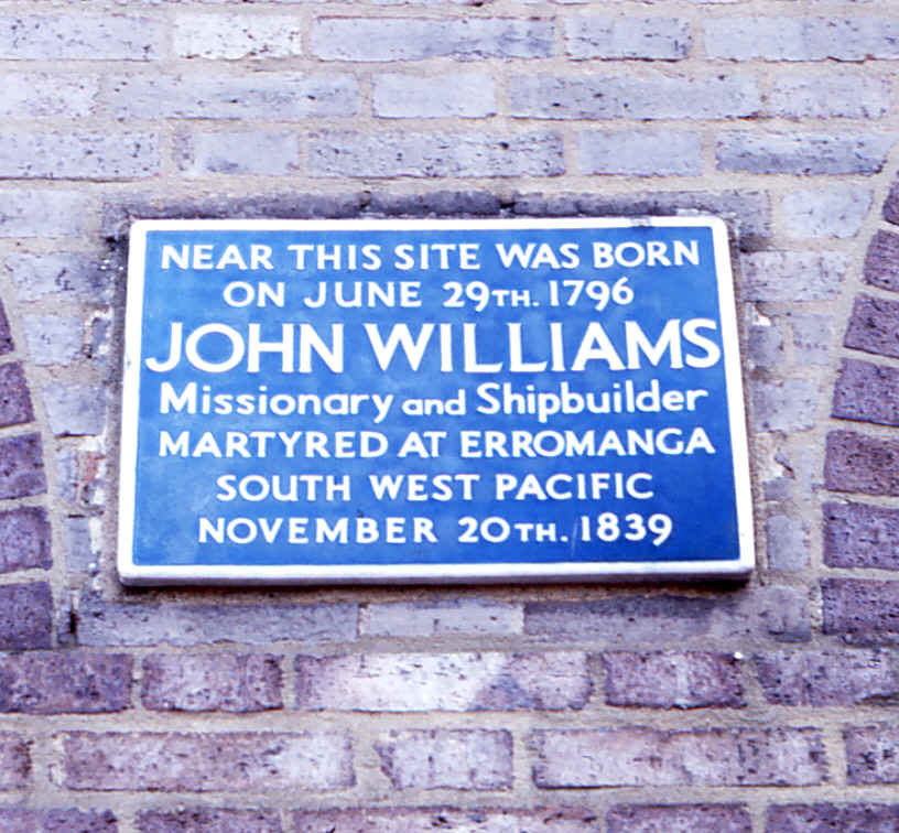 john_williams_plaque_birthplace.jpg (370245 bytes)