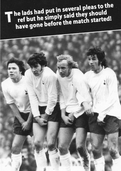 Photographs Spurs History – Tottenham Birthday Cards