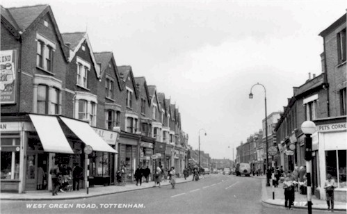 westgreen_harringay_road_1960s.jpg (45057 bytes)